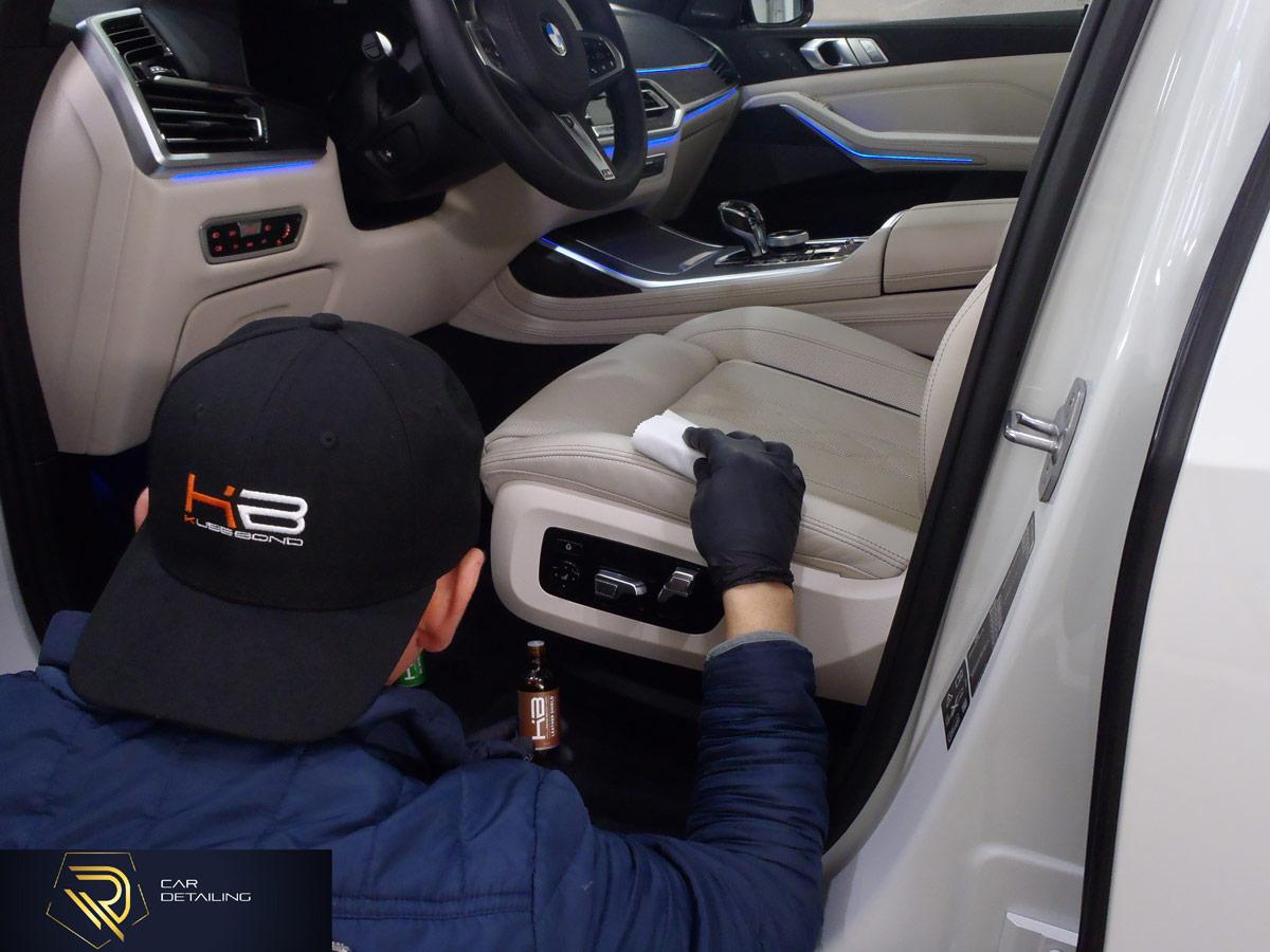 Czyszczenie wnętrza - RD Car Detailing Jabłonna