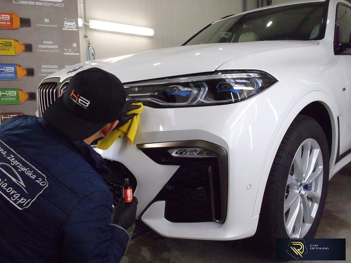 Powłoki ceramiczne - RD Car Detailing Jabłonna